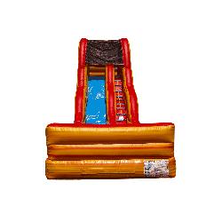 19ft Flamin Slippity Slide Dry
