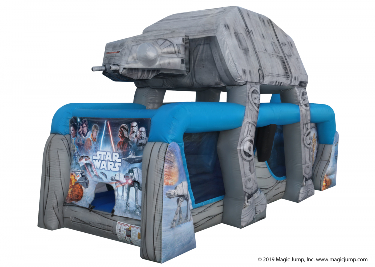 Star Wars 25' Mini Obstacle/Combo