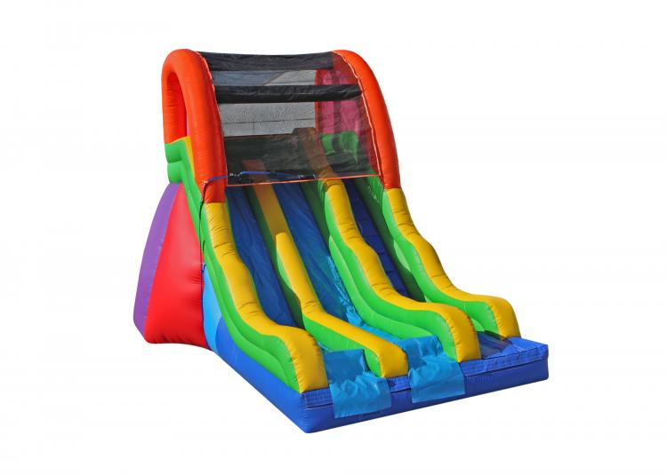 17 Foot Fun Dual Slide Dry